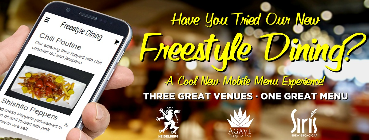 Freestyle Dining!