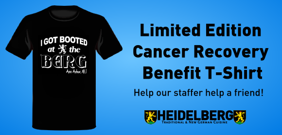 Limited Edition Benefit Shirt